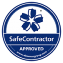 Safe Contractor Footer